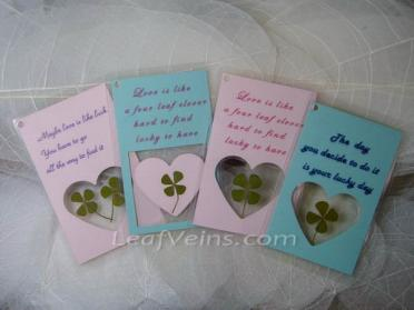 Lucky Gift Tag or Card
